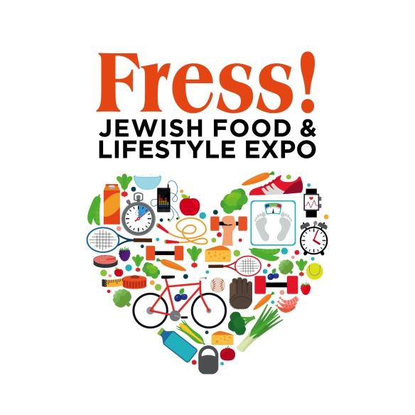 FRESS! complete logo