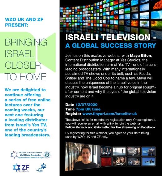 ISRAEL TV CORRECT