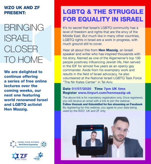 LGBTQ and the struggle for equality in israel